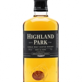 Highland Park Ambassador's Choice 10 Year Old Island Whisky