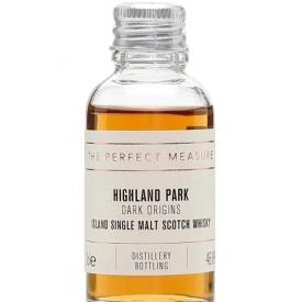 Highland Park Dark Origins Sample Island Single Malt Scotch Whisky