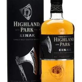 Highland Park Einar / Litre Island Single Malt Scotch Whisky
