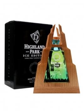 Highland Park Ice 17 Year Old Island Single Malt Scotch Whisky