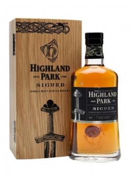 Highland Park Sigurd Island Single Malt Scotch Whisky
