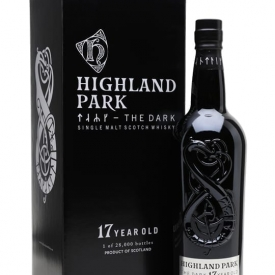 Highland Park The Dark 17 Year Old Island Single Malt Scotch Whisky