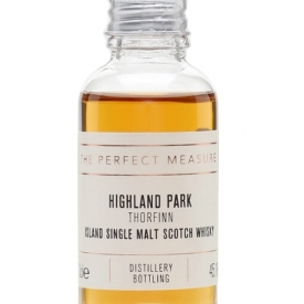 Highland Park Thorfinn Sample Island Single Malt Scotch Whisky
