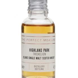 Highland Park Triskelion Sample Island Single Malt Scotch Whisky