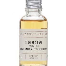 Highland Park Valfather Sample Island Single Malt Scotch Whisky