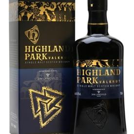 Highland Park Valknut Island Single Malt Scotch Whisky