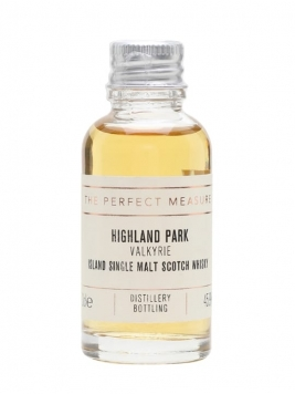 Highland Park Valkyrie Sample Island Single Malt Scotch Whisky