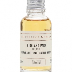 Highland Park Valkyrie Sample Island Single Malt Scotch Whisky