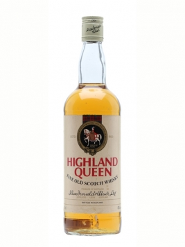 Highland Queen / Bot.1980s Blended Scotch Whisky