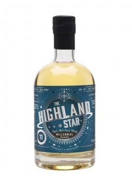 Highland Star 11 Year Old / North Star Highland Whisky