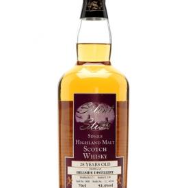 Hillside 1971 / 28 Year Old / Silent Stills Highland Whisky