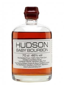 Hudson Baby Bourbon / Tuthilltown Distillery