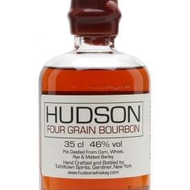 Hudson Four Grain Bourbon / Tuthilltown Distillery