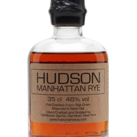 Hudson Manhattan Rye / Tuthilltown Distillery / Half Bottle