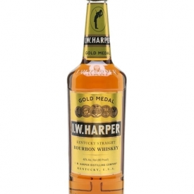 I W Harper Gold Medal Kentucky Straight Bourbon Whiskey