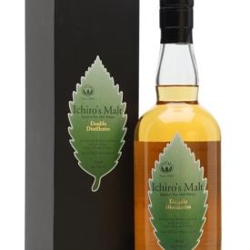 Ichiro's Malt Double Distilleries (46.5%) Japanese Blended Malt Whisky