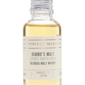 Ichiro's Malt Double Distilleries (46.5%) Sample Japanese Whisky