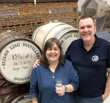 Sliabh Liag Distillery Distills First Legal Whiskey Spirit in Donegal for nearly180 Years.