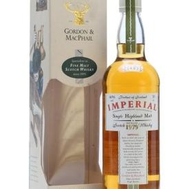 Imperial 1979 Centenary / Bot.1997 / Gordon & MacPhail Speyside Whisky