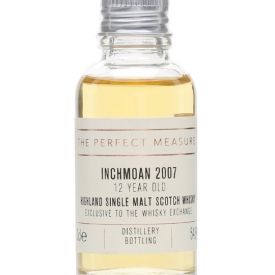 Inchmoan 2007 Sample / 12 Year Old/ TWE Exclusive Highland Whisky