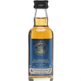 Inchmurrin 18 Year Old Miniature / Island Collection Highland Whisky