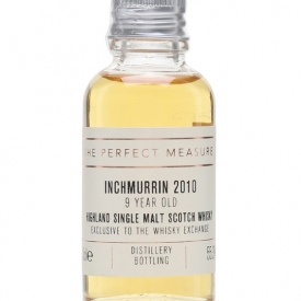 Inchmurrin 2010 Sample / 9 Year Old / TWE Exclusive Highland Whisky