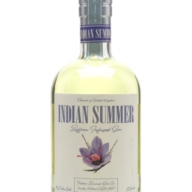Indian Summer Gin / Saffron Infused