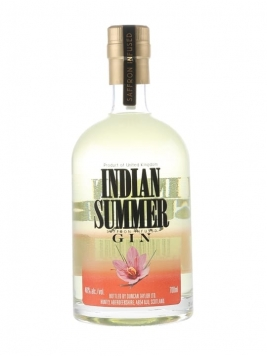 Indian Summer Gin / Saffron Infused 70cl