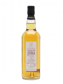 Isle of Jura 1999 / 5 Year Old / Heavily Peated Island Whisky