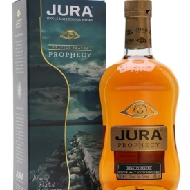 Isle of Jura Prophecy / Peated Island Single Malt Scotch Whisky