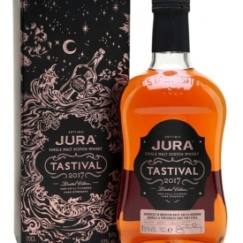 Isle of Jura Tastival 2017 Island Single Malt Scotch Whisky