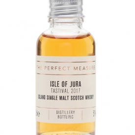 Isle of Jura Tastival 2017 Sample Island Single Malt Scotch Whisky