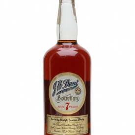 J W Dant 7 Year Old / Bot.1960s Kentucky Straight Bourbon Whiskey