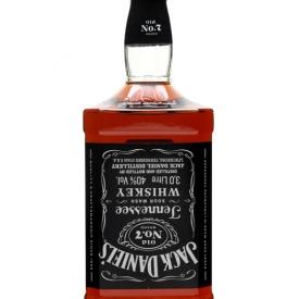 Jack Daniel's Original / Bar Bottle Tennessee Whiskey