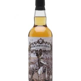 Jack's Pirate 17 Year Old / Das Gestohlene Schiff XIII Island Whisky