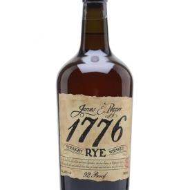 James E Pepper 1776 Rye Straight Rye Whiskey