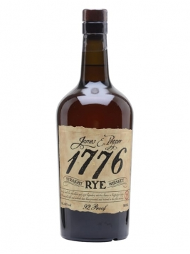 James E Pepper 1776 Rye Straight Rye Whiskey
