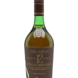 Jameson 12 Year Old / Bot.1970s Blended Irish Whiskey