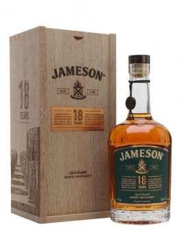 Jameson 18 Year Old / 2018 Release Blended Irish Whiskey