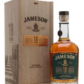 Jameson 18 Year Old Blended Irish Whiskey