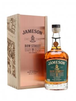 Jameson 18 Year Old / Bow Street Edition (55.1%) Blended Irish Whiskey