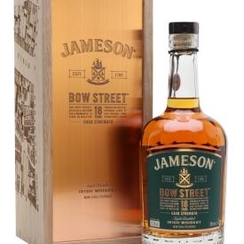Jameson 18 Year Old / Bow Street Edition Irish Whiskey