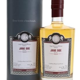 Jane Doe 1989 / Caribbean Rum Finish / Malts of Scotland