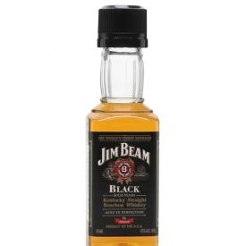 Jim Beam Black Label Miniature Kentucky Straight Bourbon Whiskey