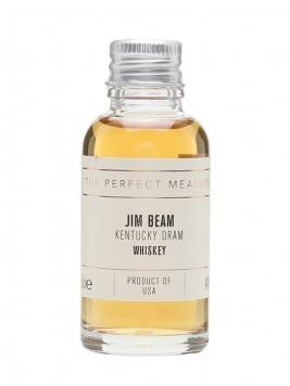 Jim Beam Kentucky Dram Sample Blended Whisky