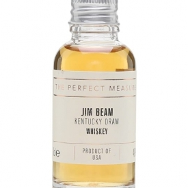 Jim Beam Kentucky Dram Sample Blended Whisky