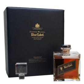 Johnnie Walker Blue Label Anniversary Blended Scotch Whisky