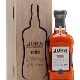 Jura 1988 Vintage Series / Tawny Port Finish Island Whisky