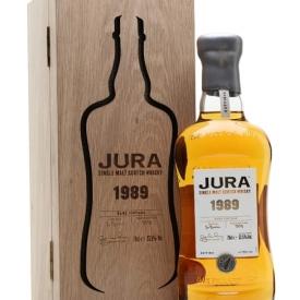 Jura 1989 Rare Vintage Island Single Malt Scotch Whisky