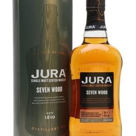 Jura Seven Wood Island Single Malt Scotch Whisky
